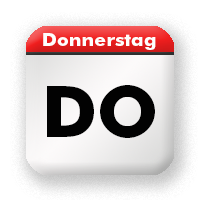 Donnerstags